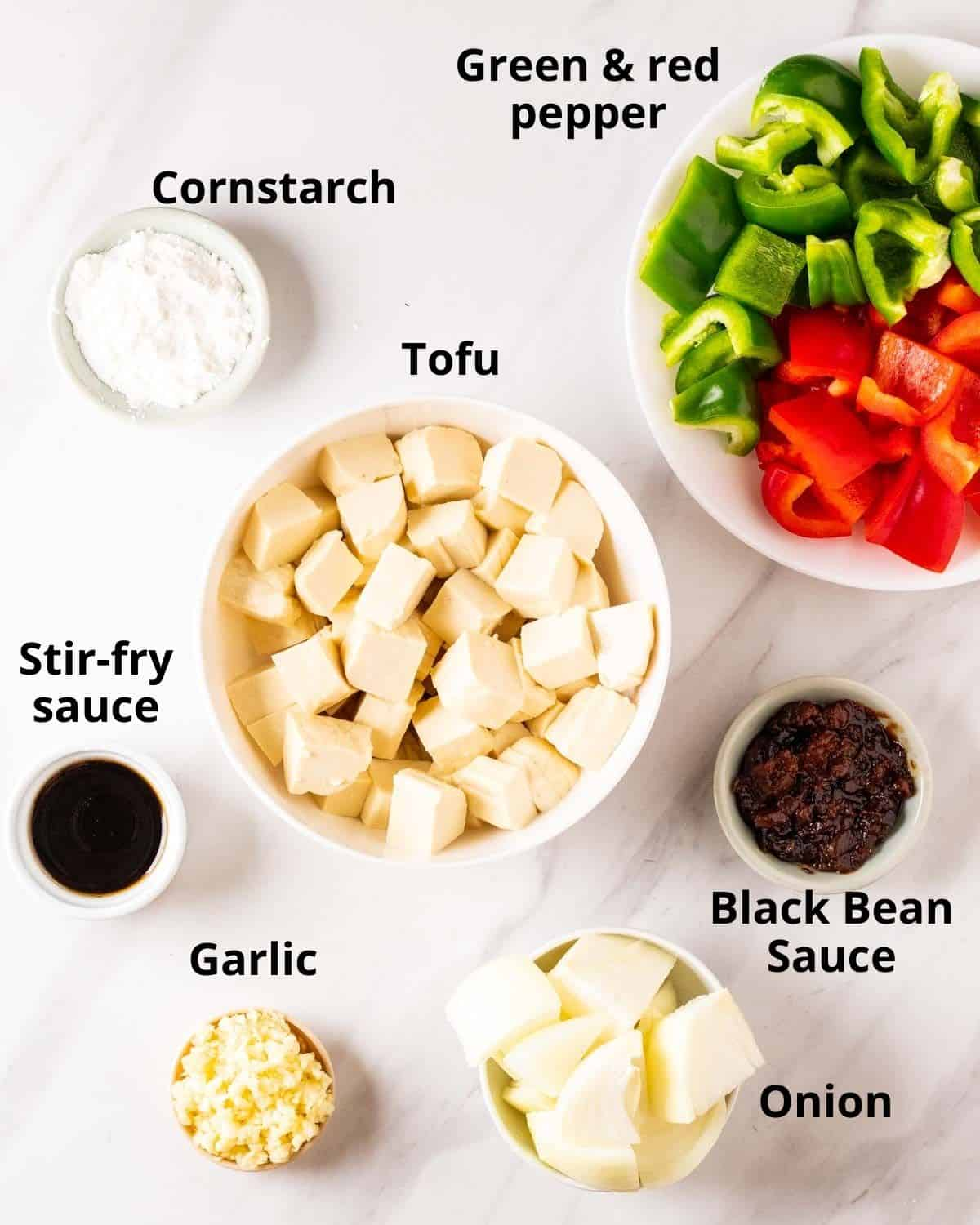 Ingredients needed to make this recipe.